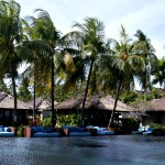 Nirwana Resort and Spa Candidasa pool Double-Barrelled Travel