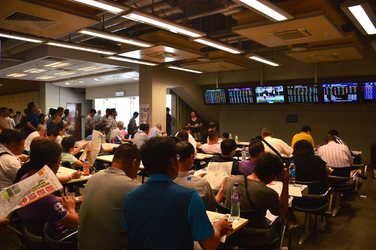 Sha tin gambling Hong Kong Double-Barrelled Travel