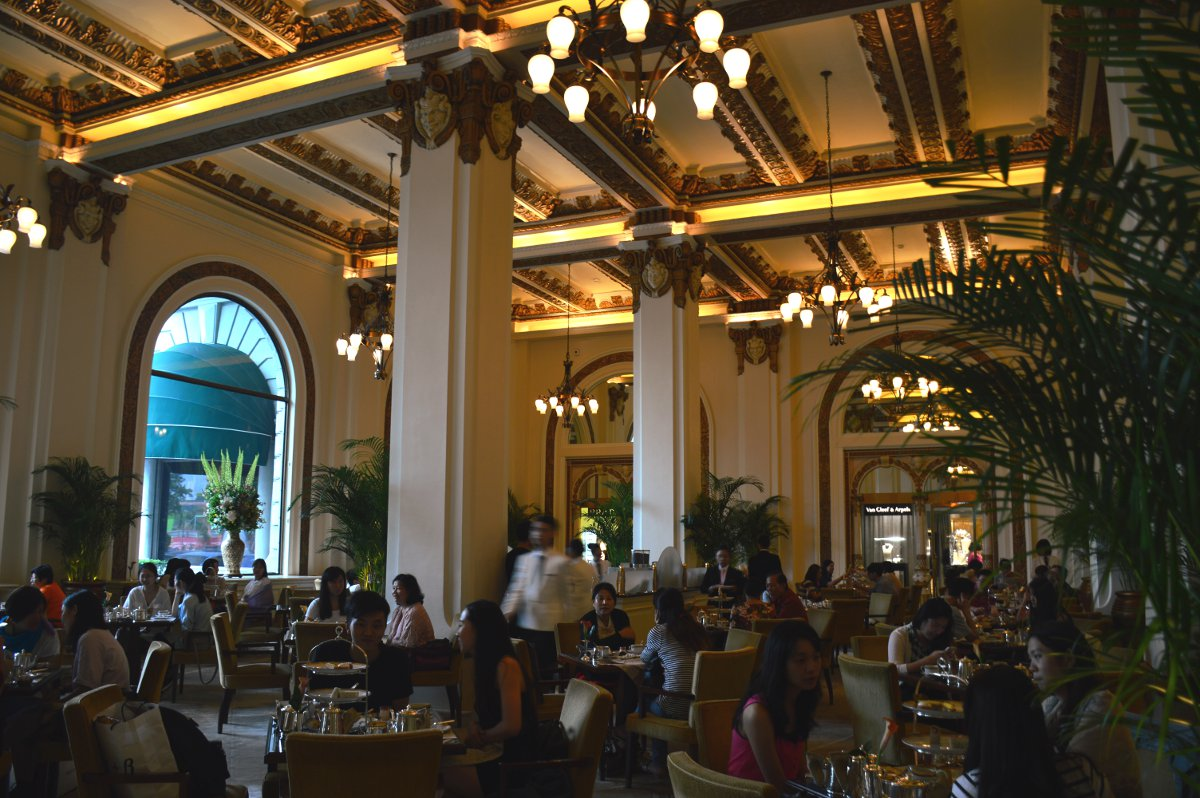 The Peninsula Hotel Hong Kong Double-Barrelled Travel