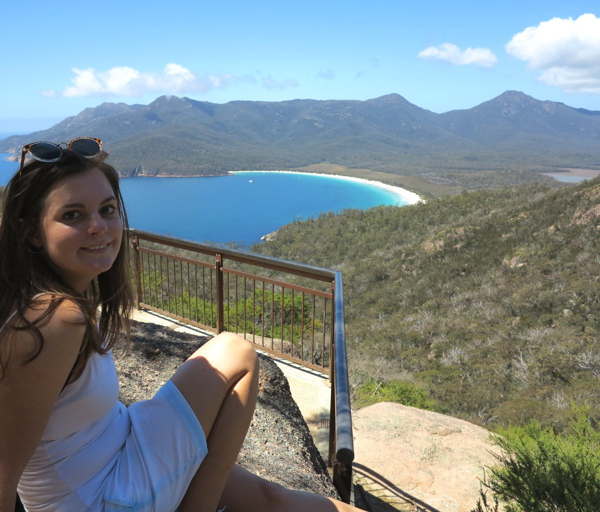 Wineglass Bay Carmen Double-Barrelled Travel