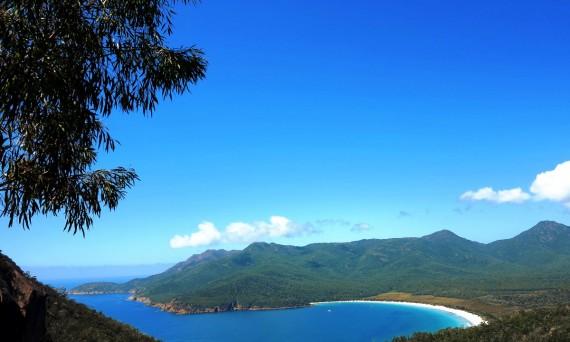 Wineglass Bay Tasmania Double-Barrelled Travel