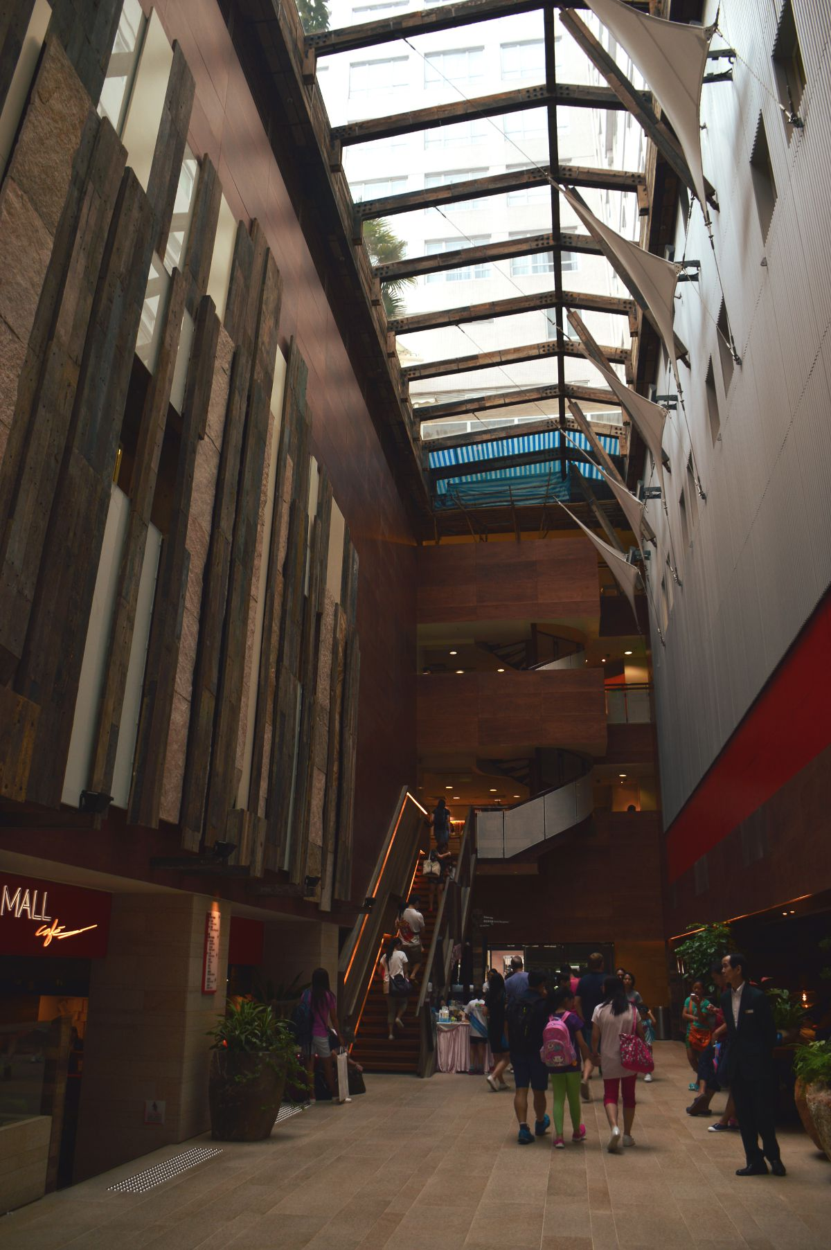 YMCA Hong Kong Double-Barrelled Travel