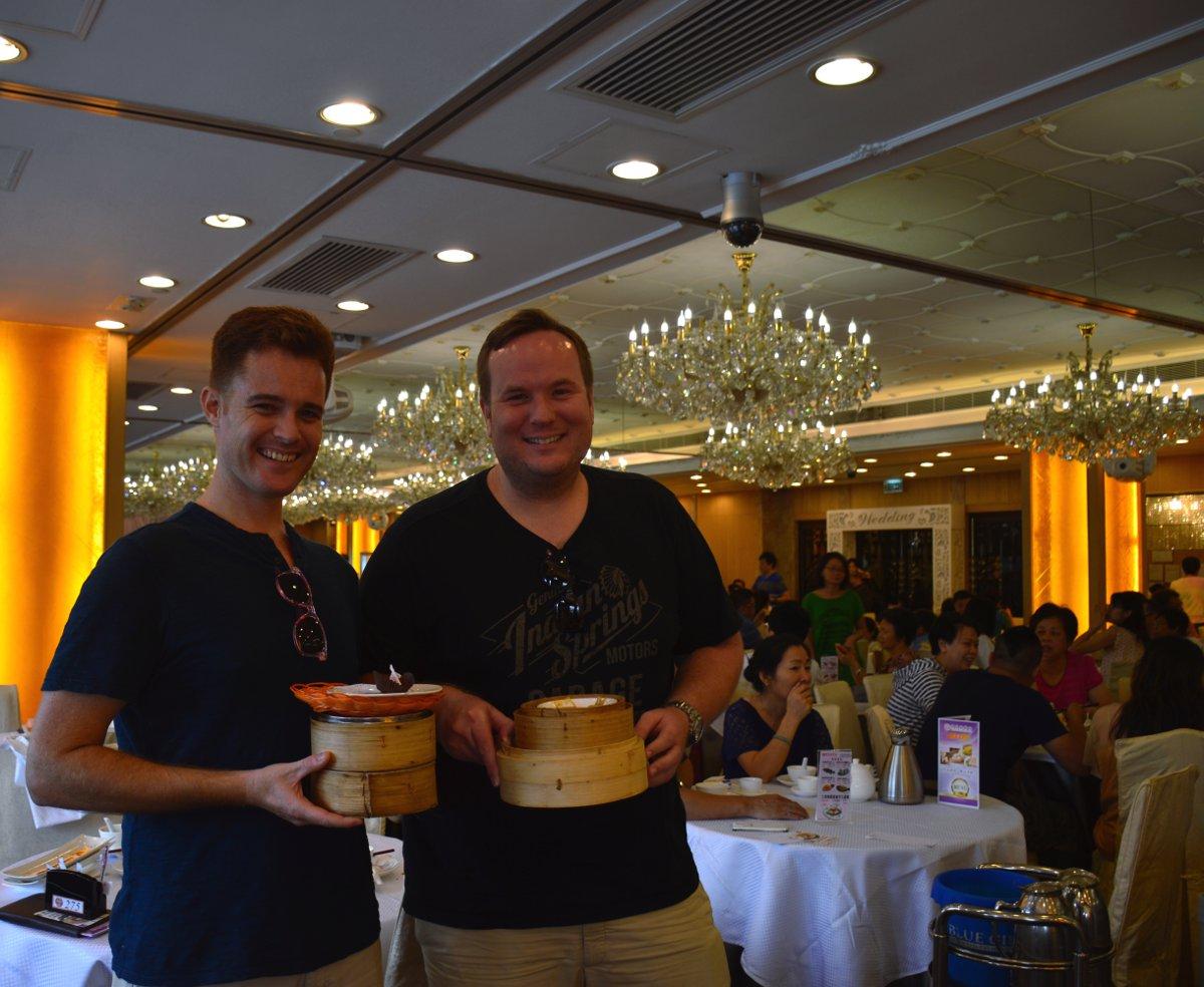 star Seafood Floating Restaurant Hong Kong Double-Barrelled Travel