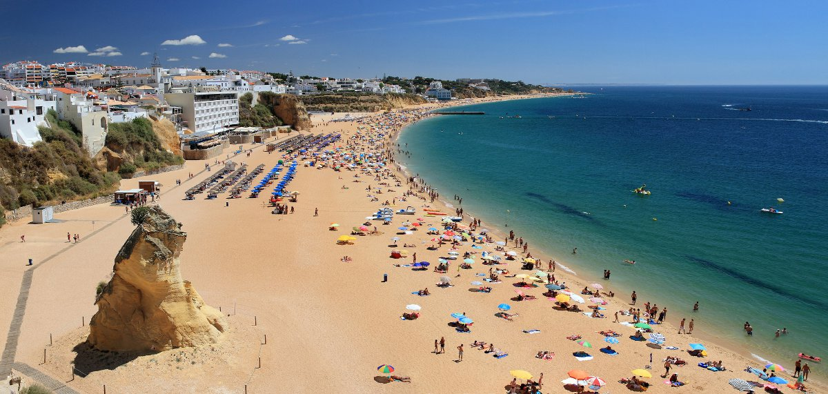 Algarve beach 2 Portugal Double-Barrelled Travel