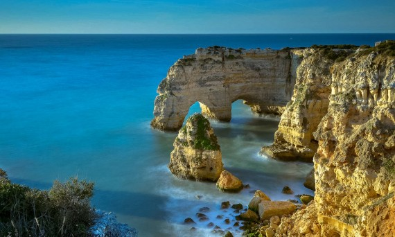 Algarve beach Portugal Double-Barrelled Travel