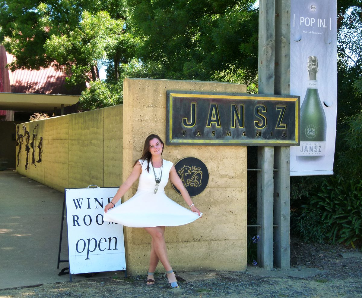 Jansz Tasmania Double-Barrelled Travel