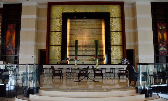 Lobby Bar Radisson Blu Cebu Double-Barrelled Travel