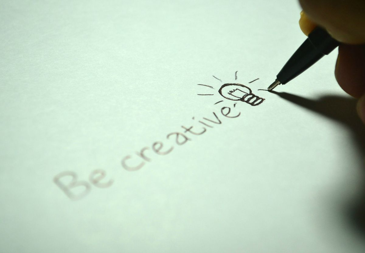 Creativity in the workplace Double-Barrelled Travel