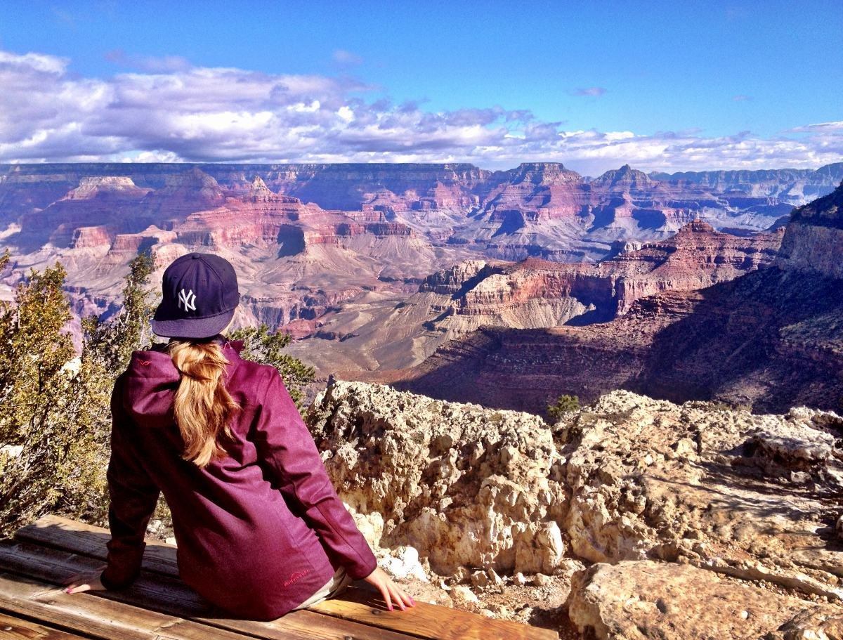 Grand Canyon Double-Barrelled Travel