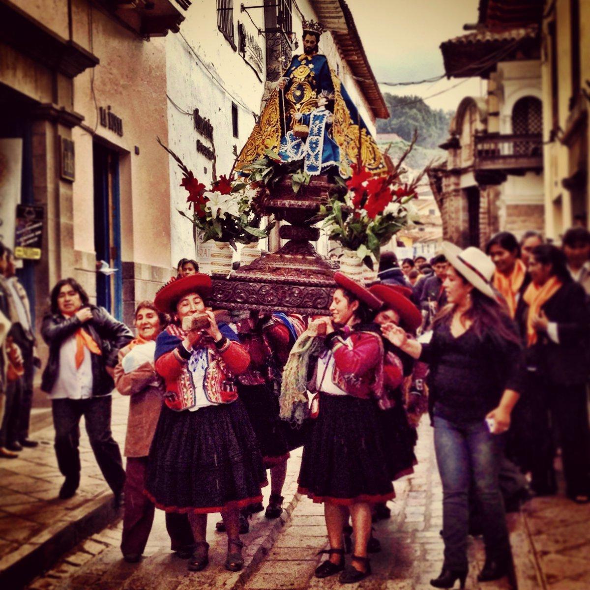 Parade Cuzco Double-Barrelled Travel