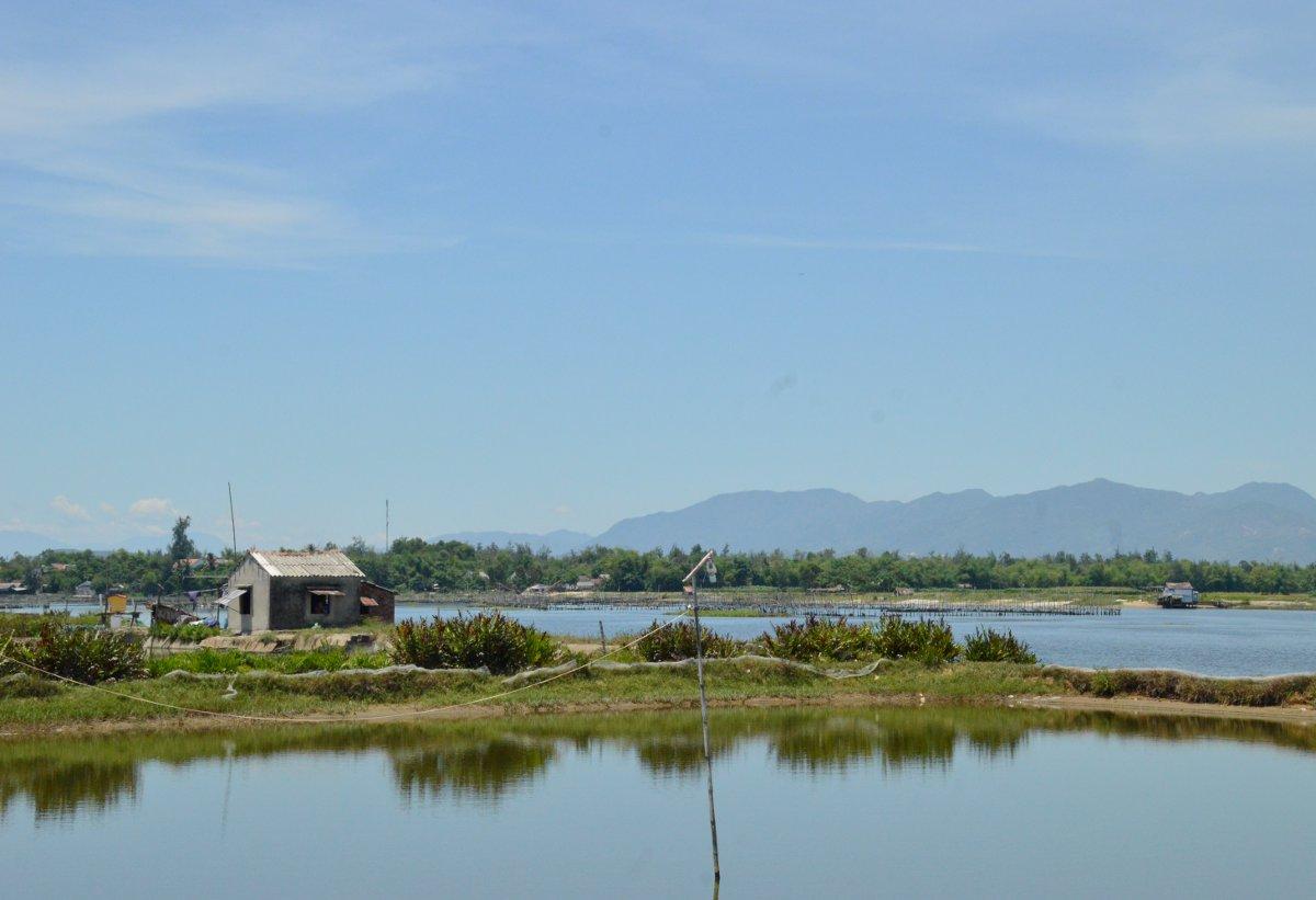 Vietnam Vespa Adventures landscape Double-Barrelled Travel