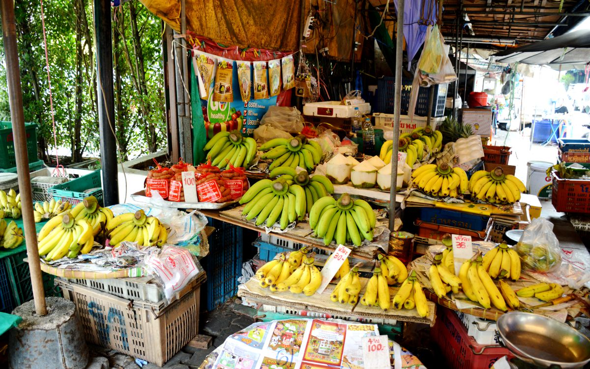 Bananas Silom Cooking School Double-Barrelled Travel