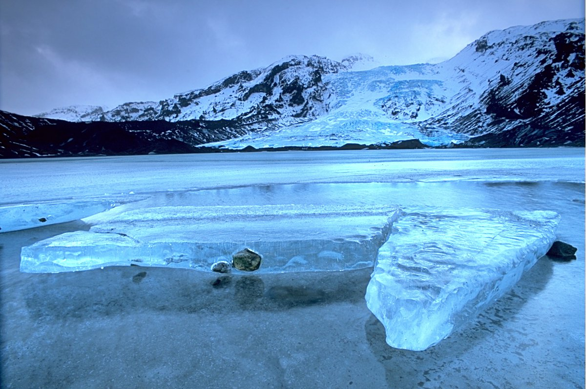 Iceburgs in Iceland Double-Barrelled Travel