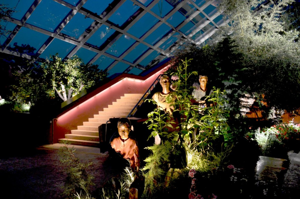 Gardens By The Bay biodome Double-Barrelled Travel
