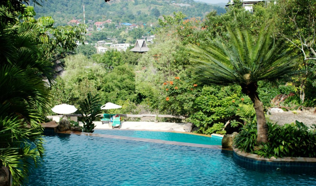 Pool Panviman Chiang Mai Double-Barrelled Travel