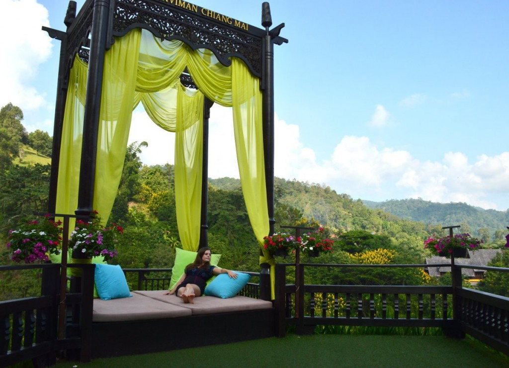 Sun lounge Panviman Chiang Mai Double-Barrelled Travel