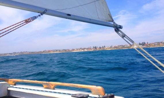 The West Australian coastline is simply beautiful