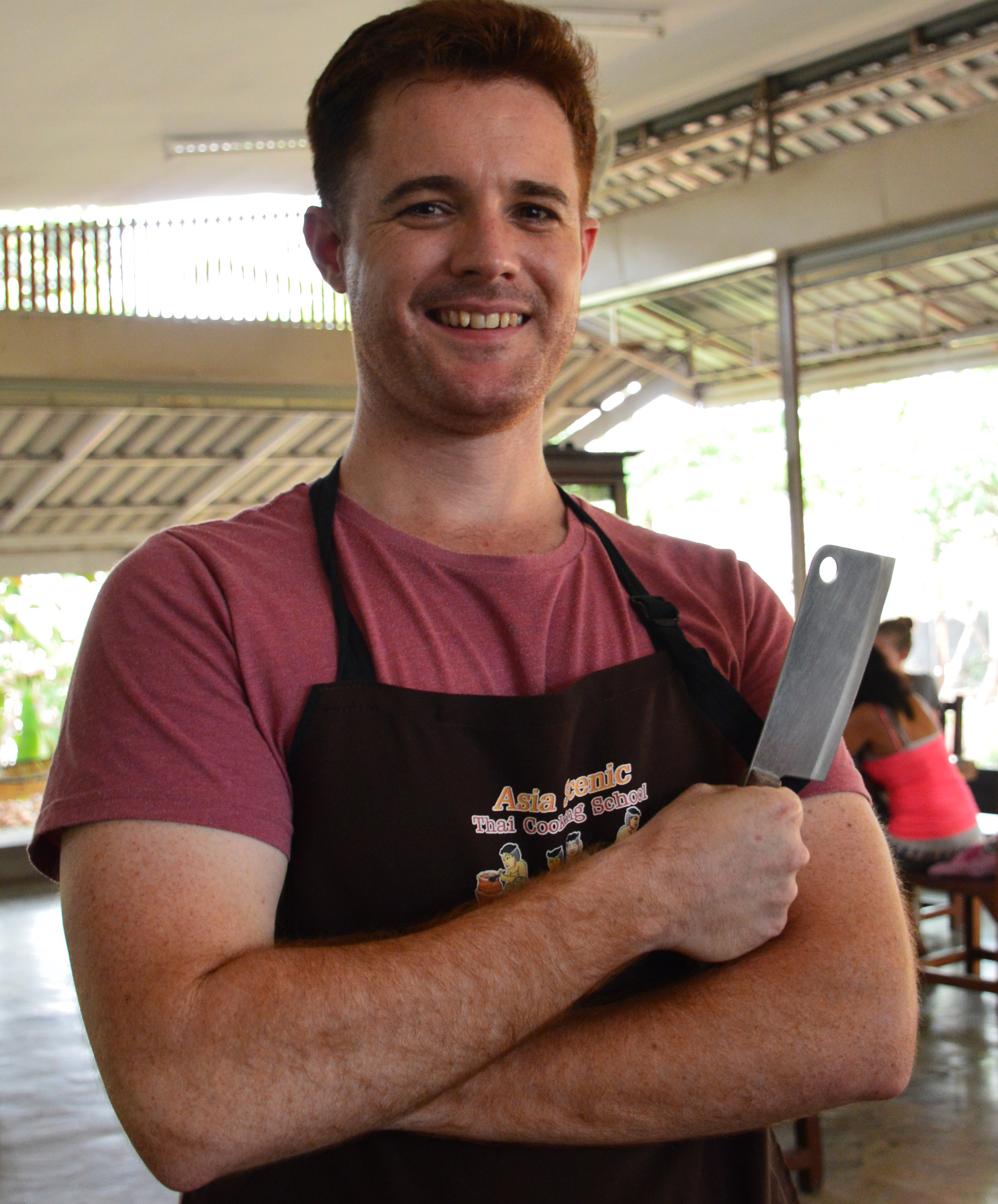 Chef Dave Asia Scenic Cooking School Double-Barrelled Travel