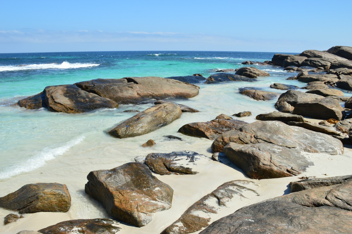 Margaret River's beaches