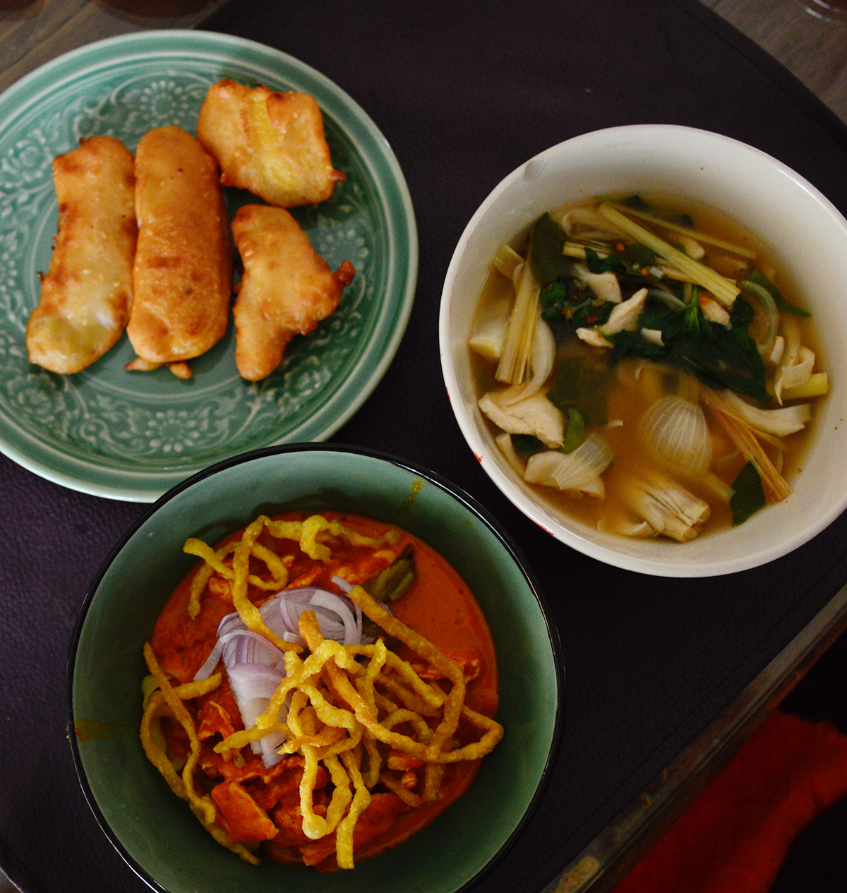 Thai food Asia Scenic cooking school Double-Barrelled Travel