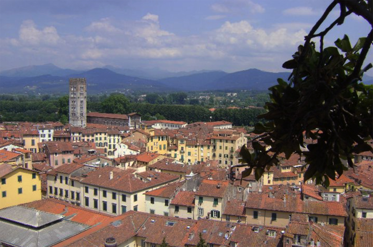 Tuscany region Lucca Double-Barrelled Travel