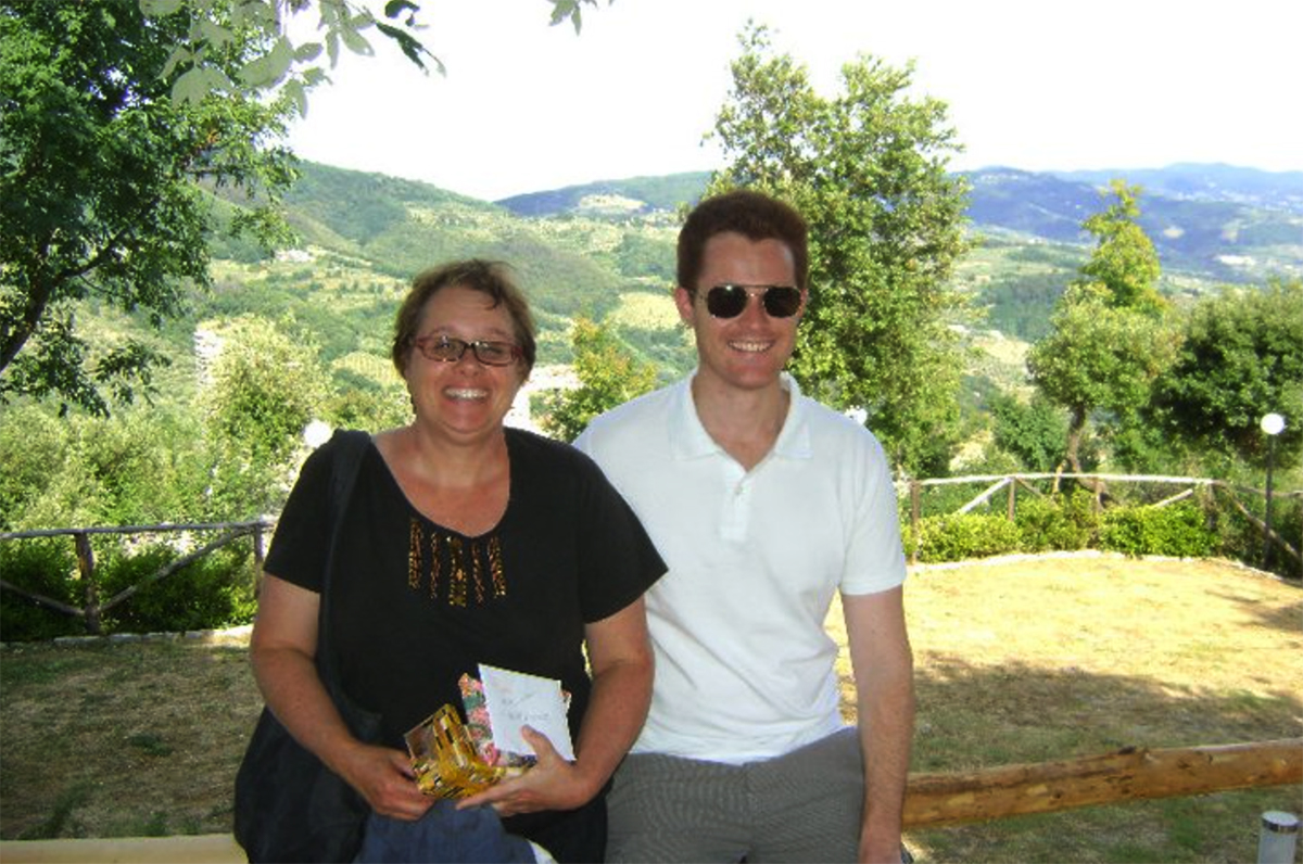 Tuscany region view Double-Barrelled Travel