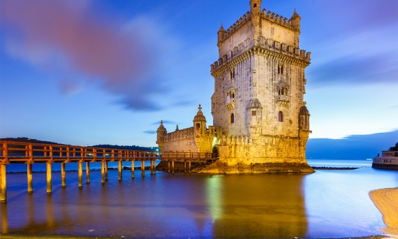 What to do in Lisbon Belem Tower by Loic Lagarde Double-Barrelled Travel