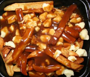 Canadian cuisine poutine Double-Barrelled travel