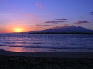 Gili Air sunset Double-Barrelled Travel