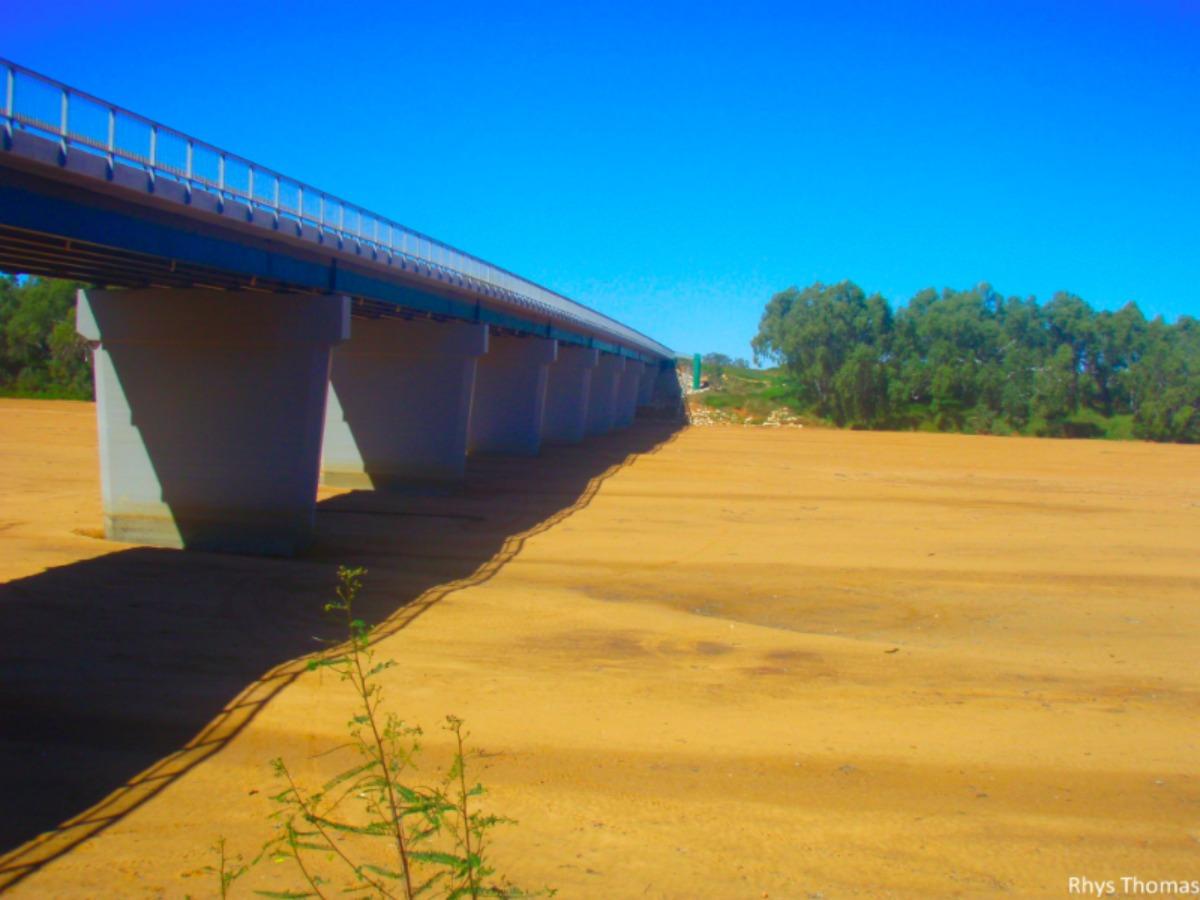 9 Mile Bridge Carnarvon