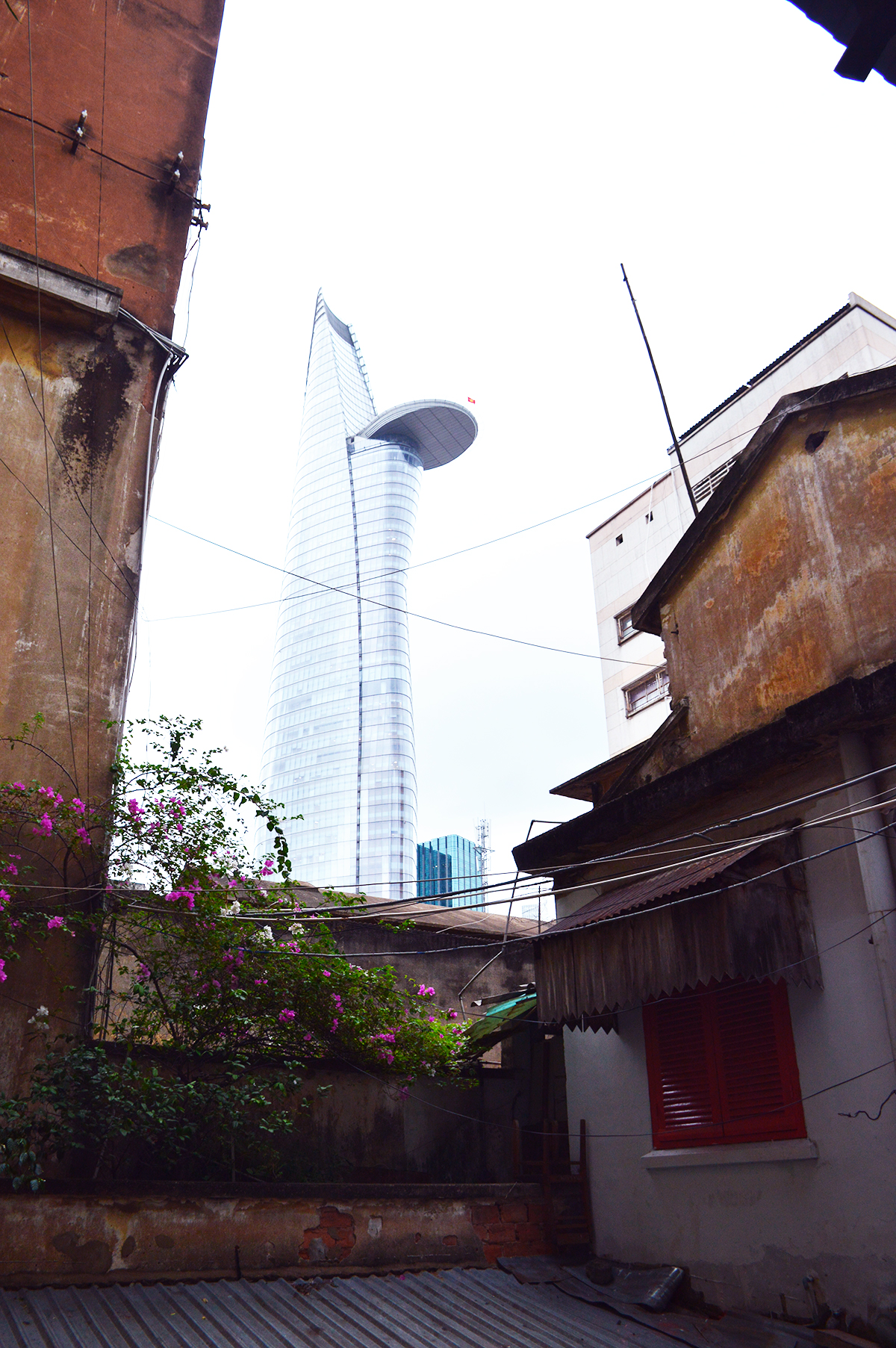 Bitexco Tower Things to do in Ho Chi Minh Double-Barrelled Travel