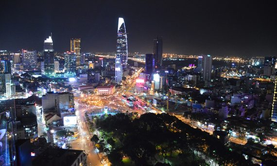 City view Things to do in Ho Chi Minh Double-Barrelled Travel