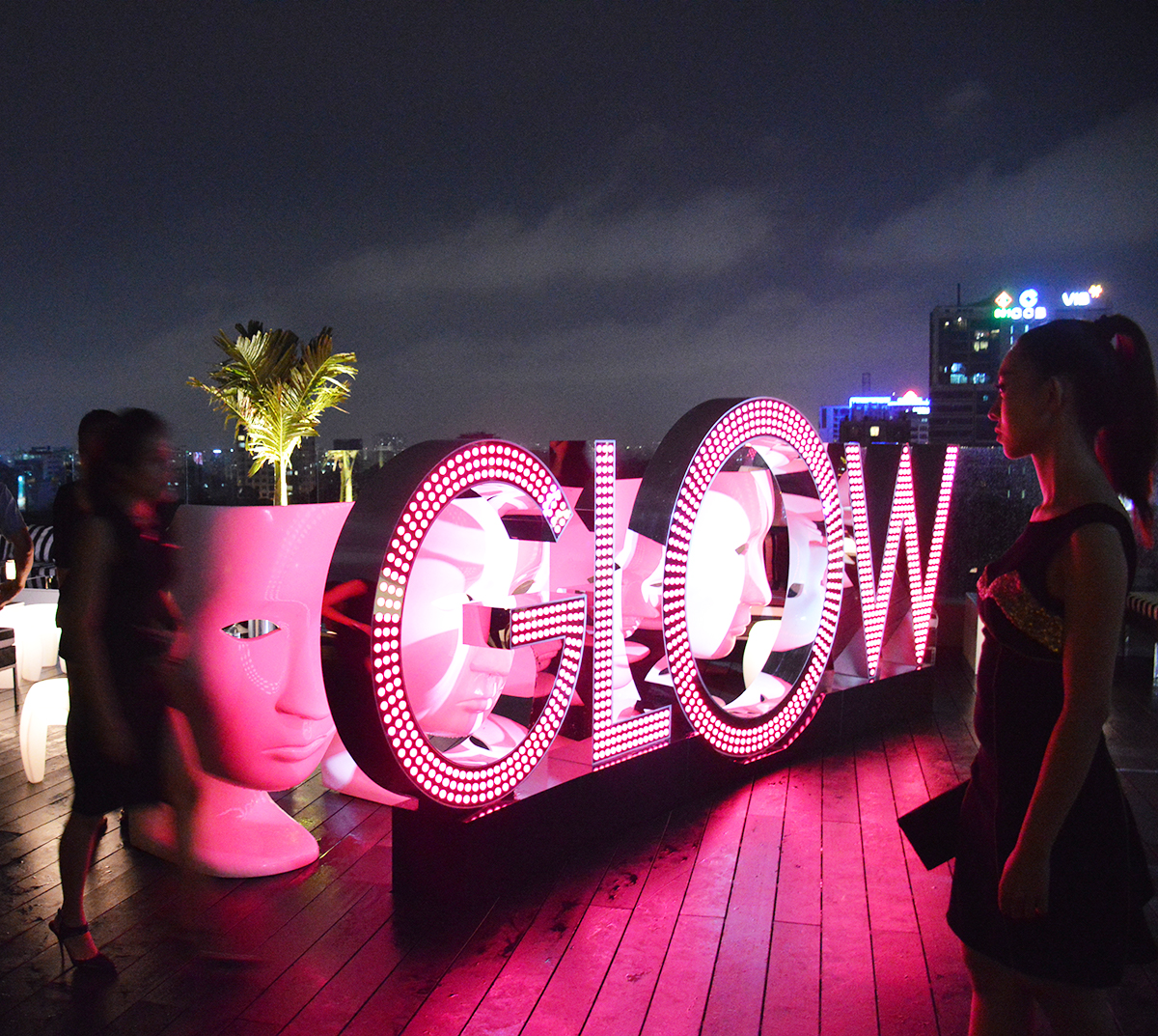 Glow Bar Things to do in Ho Chi Minh City Double-Barrelled Travel