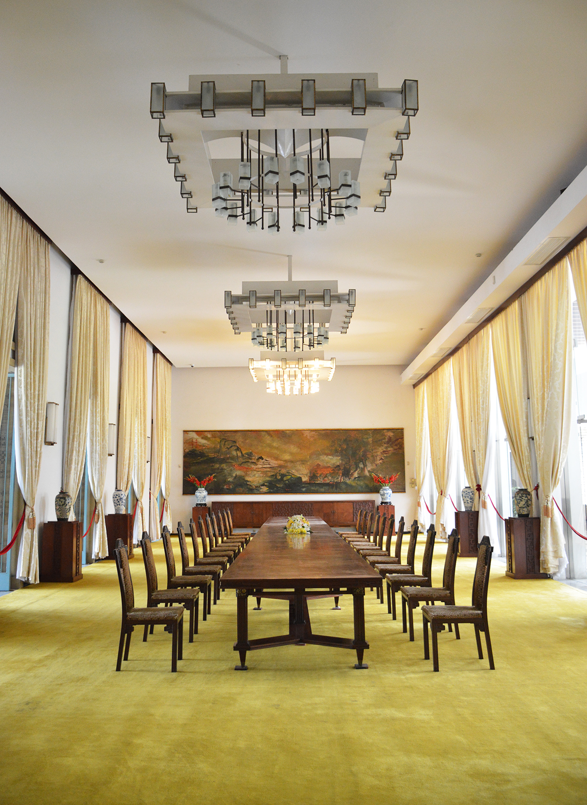 Reunification Palace Things to do in Ho Chi Minh City Double-Barrelled Travel