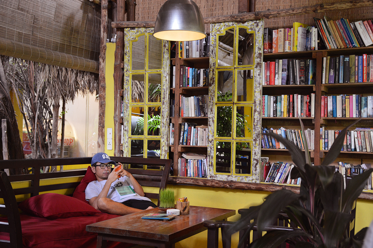 Snap Cafe Things to do in Ho Chi Minh Double-Barrelled Travel