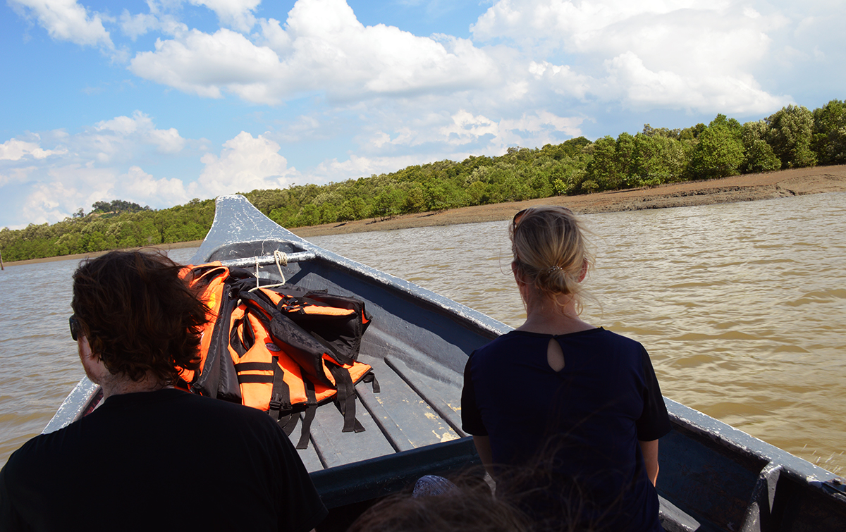 Things to do in Borneo Bako National Park boat Double-Barrelled Travel