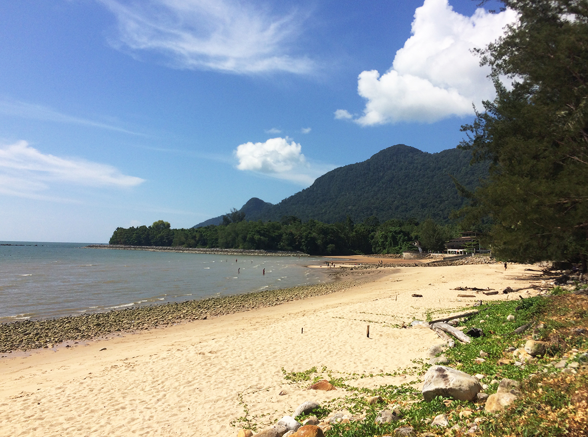 Things to do in Borneo beach Double-Barrelled Travel