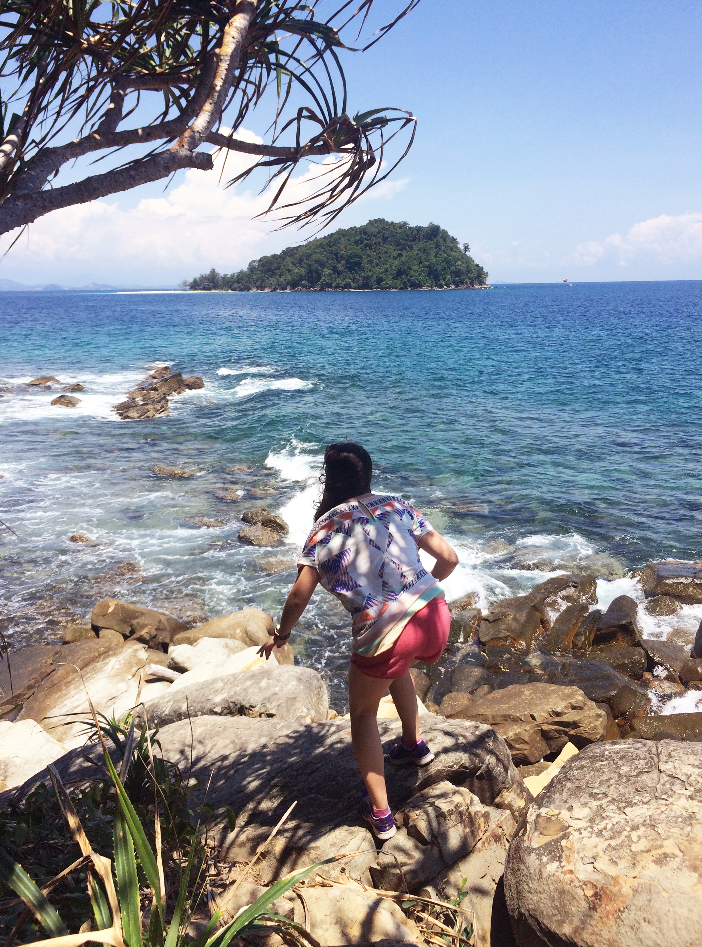 Things to do in Borneo island hike Kota Kinabalu Double-Barrelled Travel