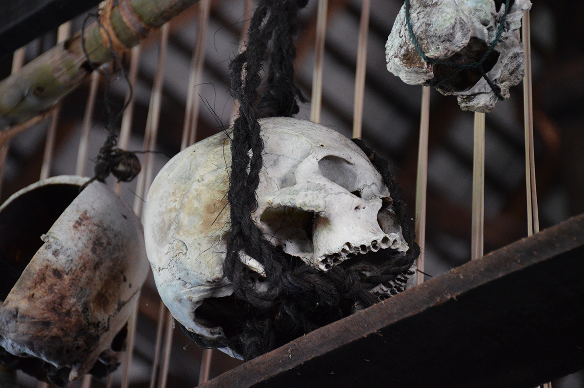Things to do in Borneo skull Double-Barrelled Travel