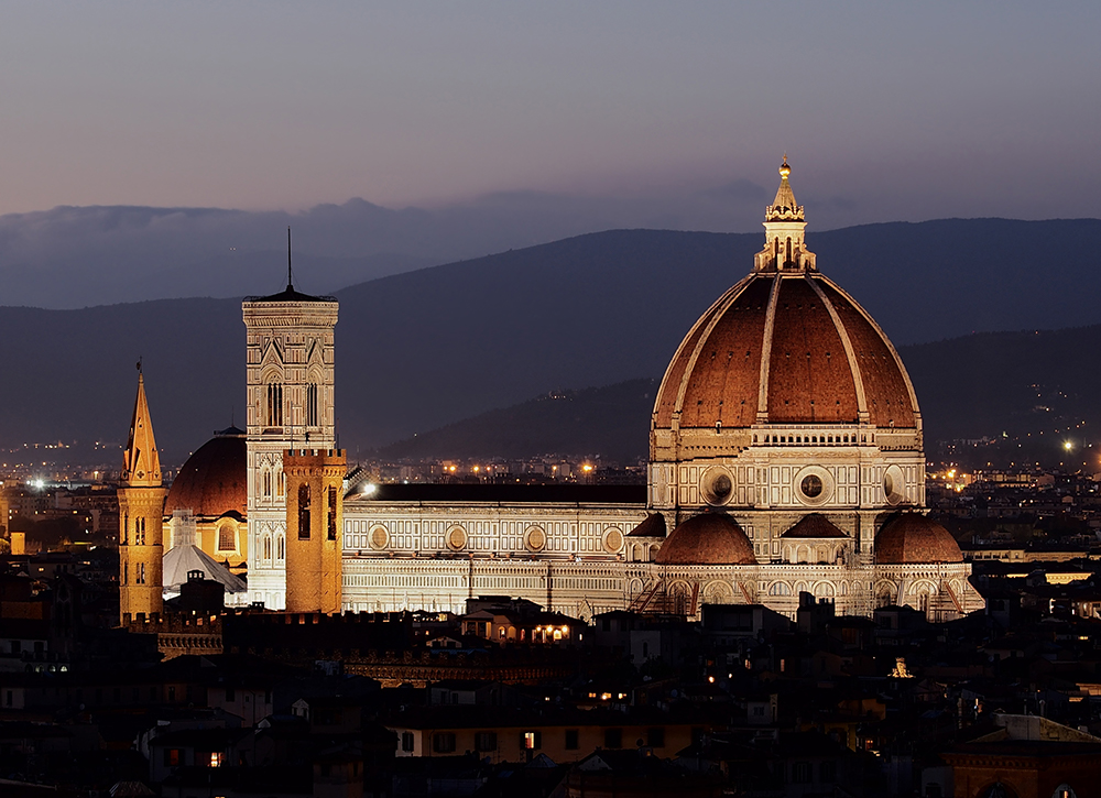 Duomo Florence City Break Double-Barrelled Travel