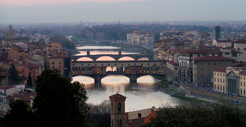 Skyline Florence City Break Double-Barrelled Travel