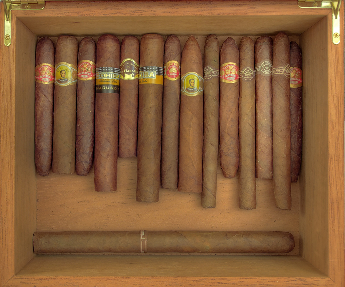 Cuban cigars St Barts things to do Double-Barrelled Travel