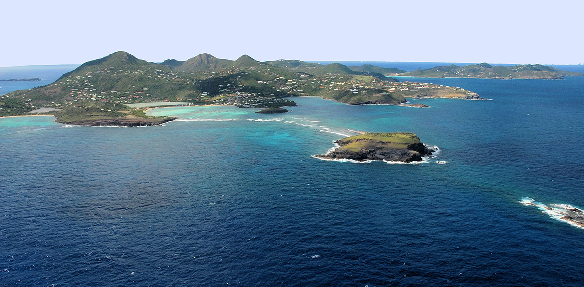 Grand Cul De Sac St Barts Things to do Double-Barrelled Travel
