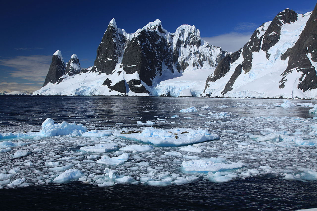 Lemarie Channel Things to do in Antarctica Double-Barrelled Travel