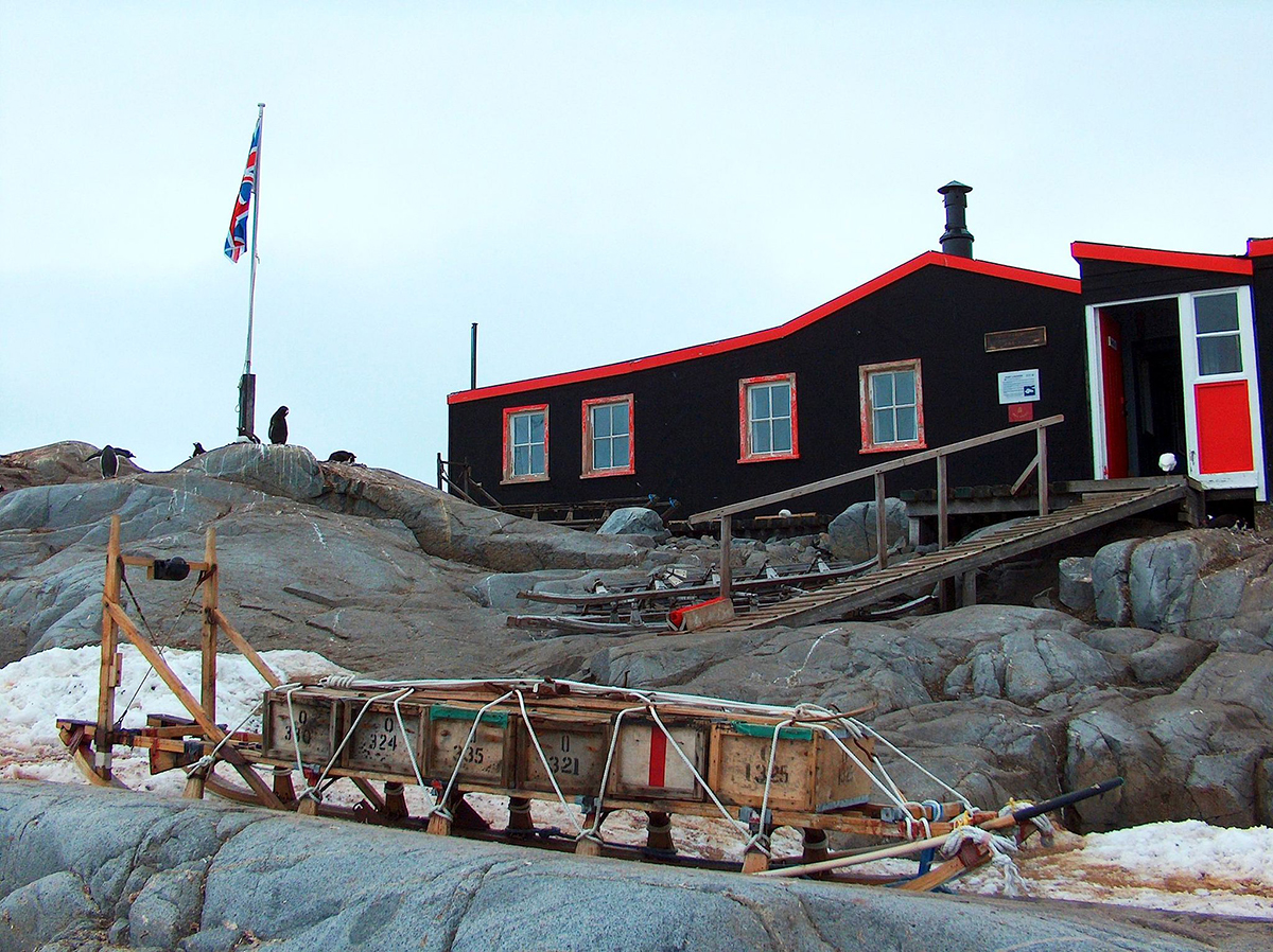 Port Lockroy things to do in Antarctica Double-Barrelled Travel