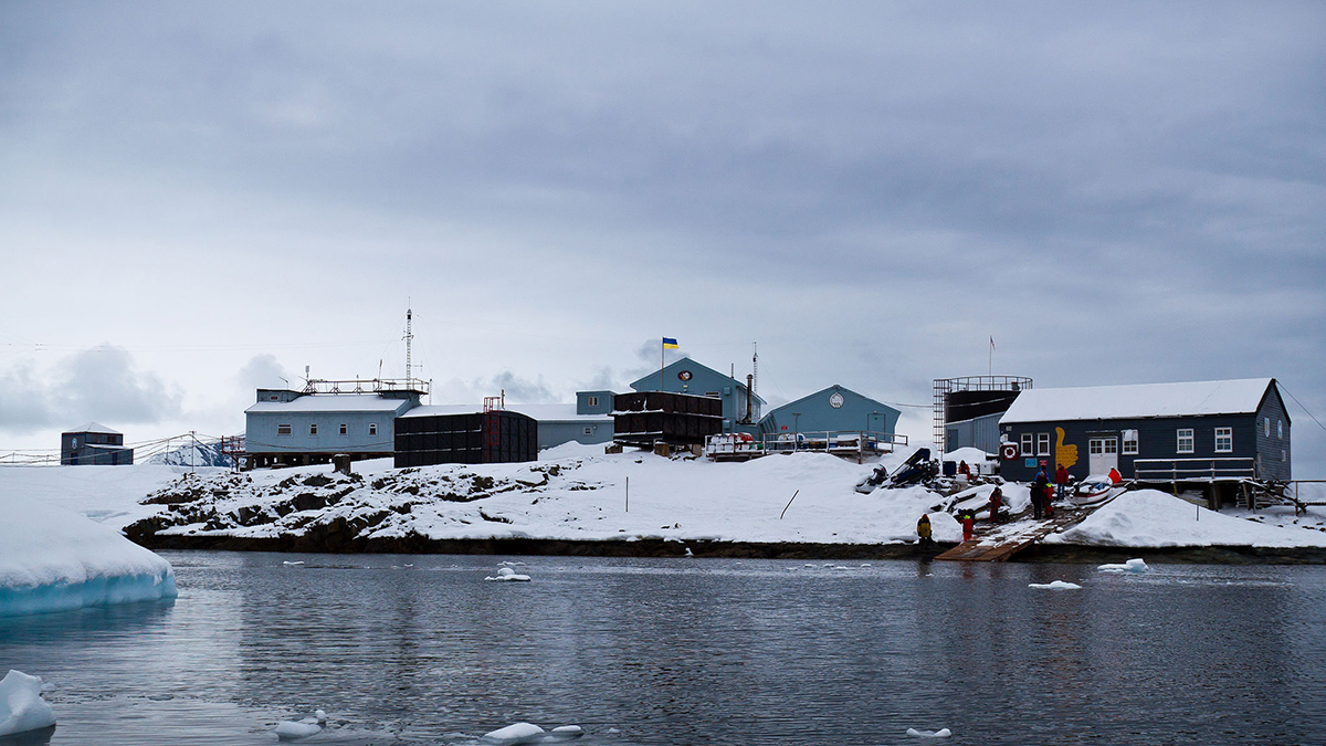 Vernadsky Research Base things to do in antarctica Double-Barrelled Travel
