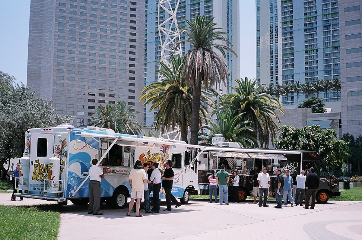 Best Food trucks in Miami Double-Barrelled Travel