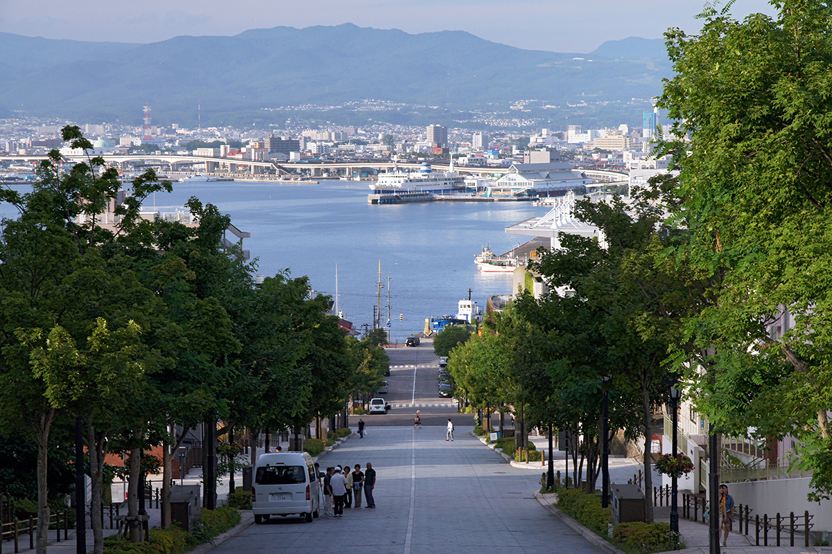 Hokkaido port things to do in Hokkaido Japan Double-Barrelled Travel