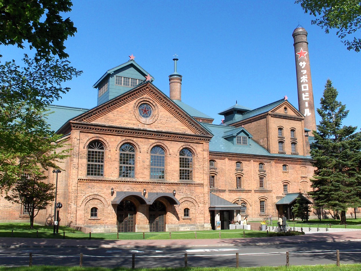 Sapporo Beer Museum things to do in Hokkaido Japan Double-Barrelled Travel
