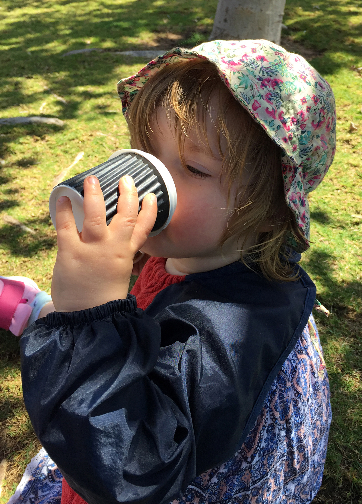 Babychino in Geraldton Double-barrelled travel